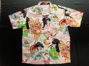 Miss butterfly ※長袖のオーダーは不可 (税抜き価格24,000円)us-019