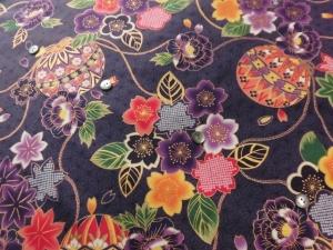 手毬に四季の花  (税抜き価格15,000円)my-379