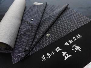【正絹】東京小紋/有職文様「立湧」 (税抜き価格35,000円)sk-202