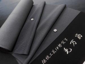 【正絹】伝統工芸伊勢型小紋/毛万筋 (税抜き価格44,000円)sk-201