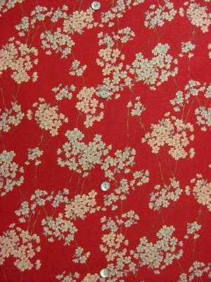 枝桜/赤 ※3L/4L可 (税抜き価格15,000円)ky-691